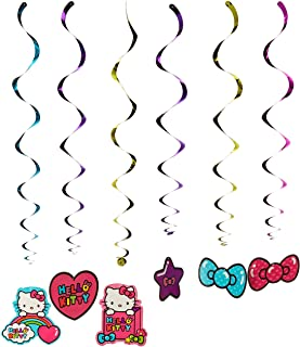 Amscan Hello Kitty Party Decoration, 10