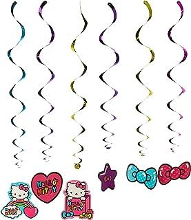 Amscan AMI 671417 Hello Kitty Party Decoration, 10
