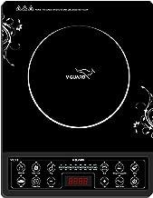 V-Guard VIC-15 2000-Watt Induction Cooktop (Black)