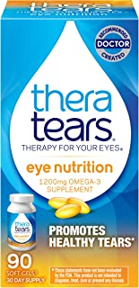 Best theratears omega 3 dry eye relief capsules Reviews