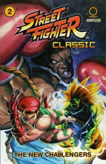 Street Fighter Classic 2: The New Challengers