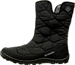 Columbia Women's Powder Summit Slip Waterproof Mid Boots -25F Insulated Shoes