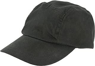 Childrens Weighted Denim Hat for Kids   Sensory Baseball Cap - Black