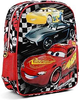 Cars 3 Pole Mochilas Infantiles, 30 cm, Negro