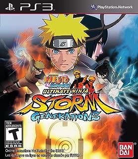 Naruto Shippuden Ultimate Ninja Storm Generations - Playstation 3