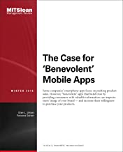 The Case for 'Benevolent' Mobile Apps - Journal Article