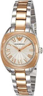 Women's AR1952 Dress Two Tone Watch