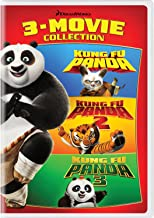 Best Kung Fu Panda: 3-Movie Collection Review