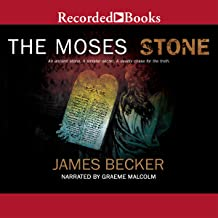 The Moses Stone: Chris Bronson, Book 2