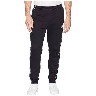 adidas Core 18 Sweatpants (Black/White) Men