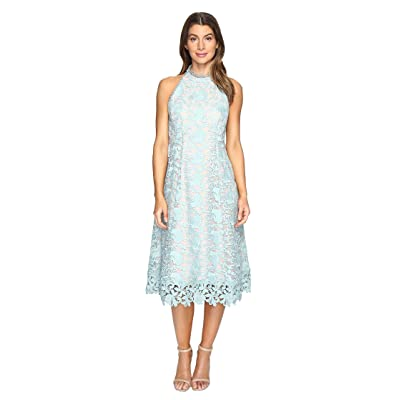 Nanette Lepore Bellisimo Dress (Sage) Women
