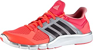 adidas Women's Adipure 360.3 W, Silver/RED/White