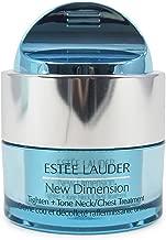 Estee Lauder New Dimension Tighten + Tone Neck/Chest Treatment, 1.7 Ounce