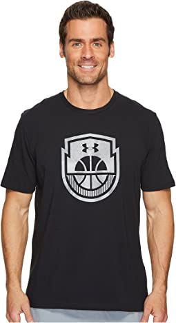 Basketball Icon Short Sleeve Tee