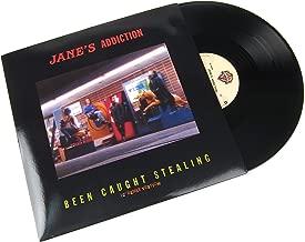 Jane's Addiction: Been Caught Stealing Vinyl 12