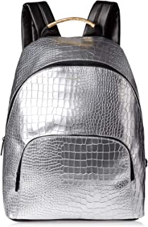 Kendall & Kylie Fashion Backpack for Women - Silver