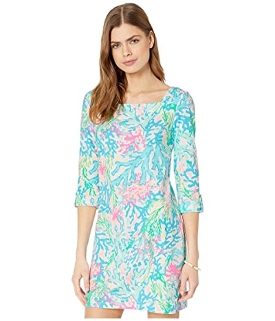 Lilly Pulitzer Bailee Dress (Multi Coral Bay) Women