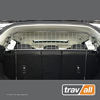 Travall Guard Compatible with Mazda CX-5 (2017 - Current) - Original Guard TDG1565 - Rattle-Free Steel Pet Barrier