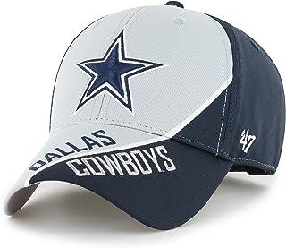 NFL Dallas Cowboys Mens 47 Brand Venture 47 MVP Hat, Navy, OSFA