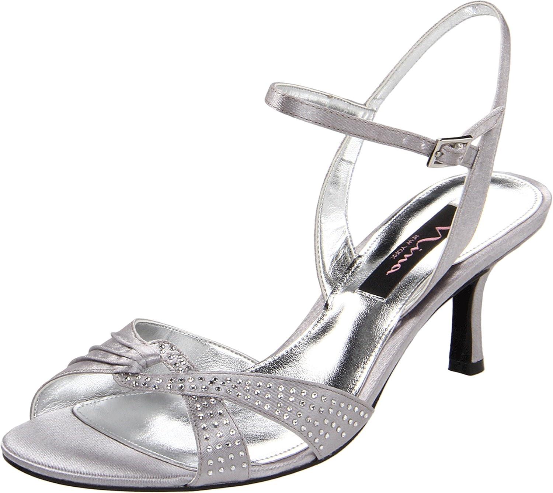 Nina Women's Germane Ankle-Strap Sandal