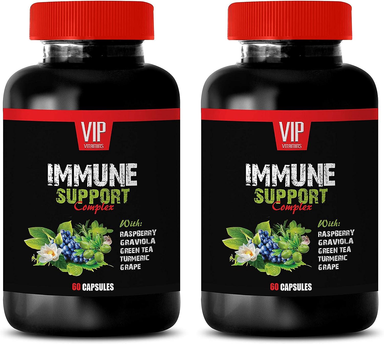 antioxidant Green Popularity Tea - Immune Complex Natural Herbal Support 5 popular