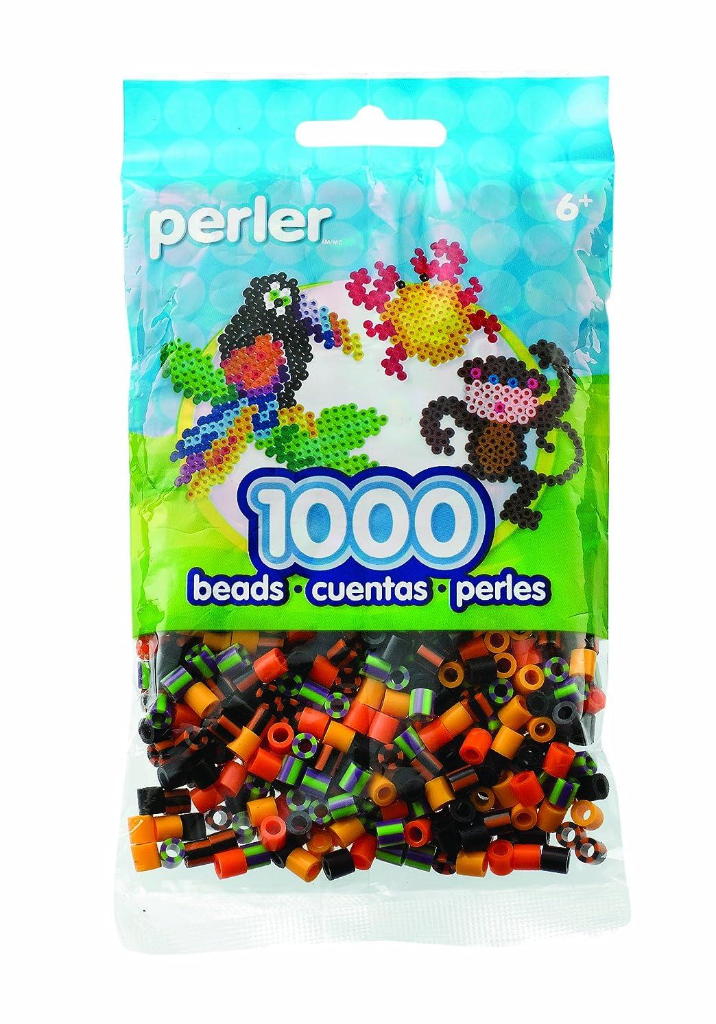 Perler Beads Pumpkin Patch Mix Bead Bag