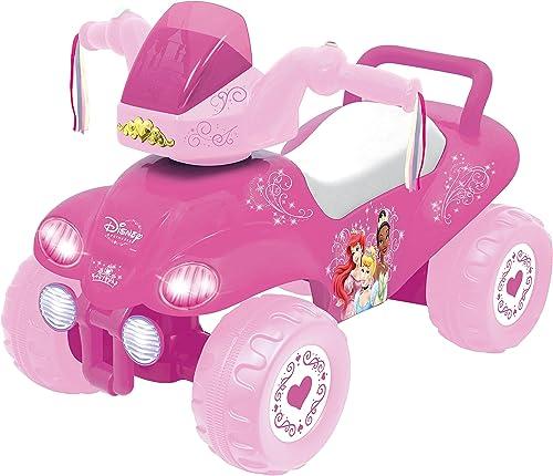 descuento Disney Disney Disney Princess steerable ATV Ride-On by Kiddie País Toys Limited  las mejores marcas venden barato