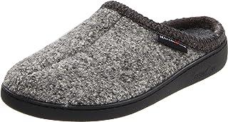 Haflinger Unisex AT Boiled Wool Hard Sole Slipper