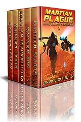 Mars Colony Chronicles (Books 1 - 5): A Space Opera Box Set Adventure Kindle Edition