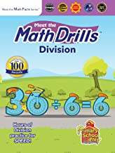 Meet the Math Drills: Division