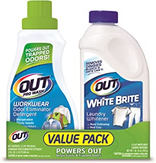 OUT MDL02VP Laundry Value Pack
