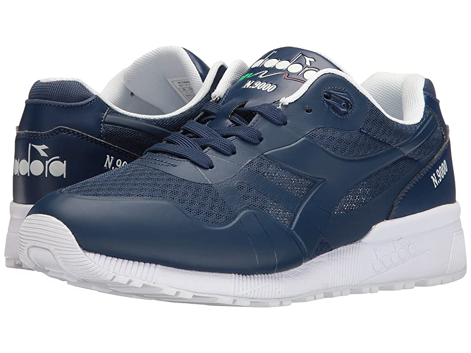 Diadora N9000 MM II (Saltire Navy) Athletic Shoes