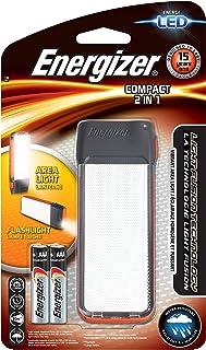Energizer E300460900 LINTERNAS Emergencia, Negro, 11.6 x 4.3 x 1.8 cm