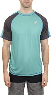 LAGUNA Men's UPF 50+ Lifeguard Loose-fit Rashguard