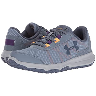 Under Armour Toccoa (Gravel/Orange Peel/Apollo Gray) Women