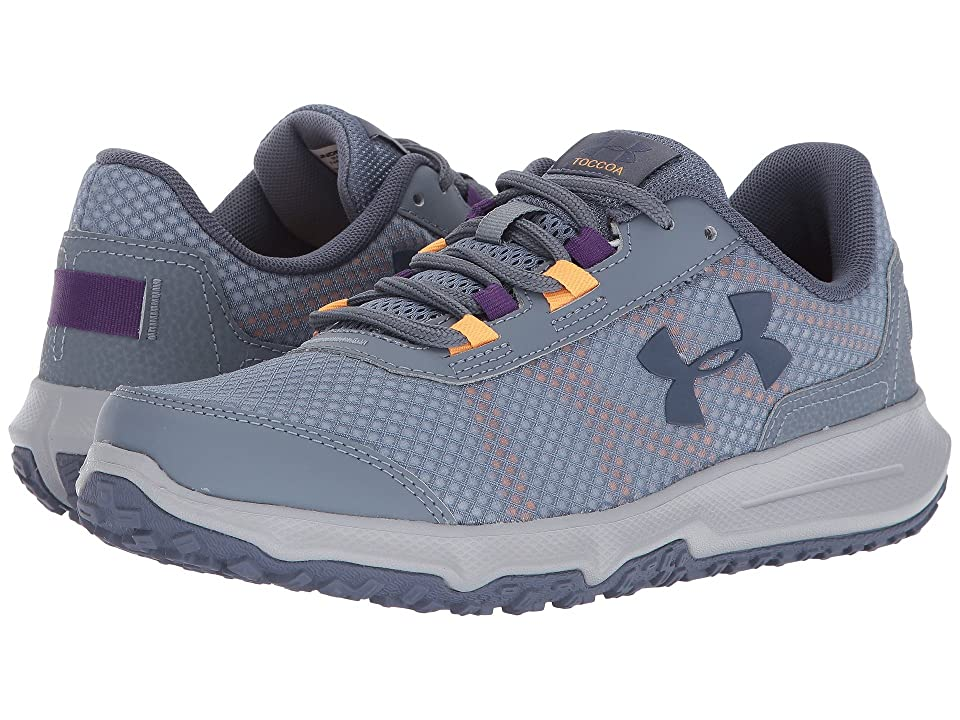 Under Armour Toccoa (Gravel/Orange Peel/Apollo Gray) Women's Running Shoes