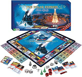 Best polar express monopoly game Reviews