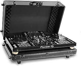 Audibax Pro-RX Flight Case para Pioneer XDJ-RX2 con Ruedas y Trolley