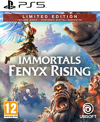 Ubisoft spa a socio unico  fenyx rising limited edition ps5 300118606