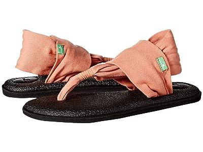 Sanuk Yoga Sling 2 (Carnelian) Women