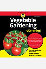 Vegetable Gardening for Dummies (3rd Edition) Audible Audiobook