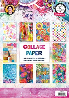 Best art by marlene collage paper Reviews