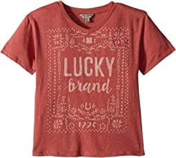 Lucky Brand Kids Casey Tee (Little Kids)