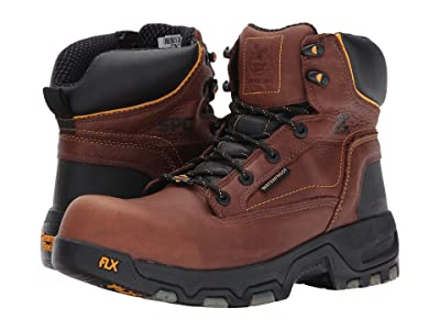 Georgia Boot Flxpoint 6 Comp Toe (Brown) Men