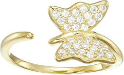 SHASHI - Butterfly Ring