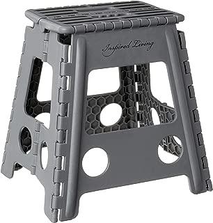 Inspired Living Step Heavy Duty folding-stools, 16