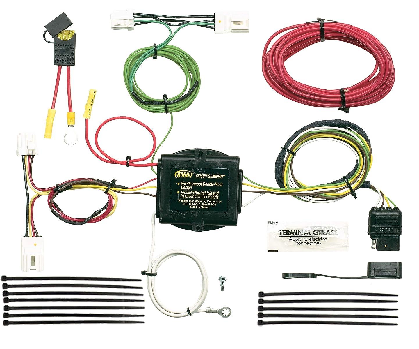 Hopkins 43625 Plug-In Simple Vehicle to Trailer Wiring Kit