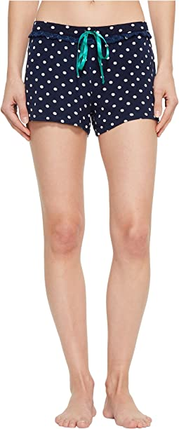 P.J. Salvage Soul Mates Polka Dot Shorts