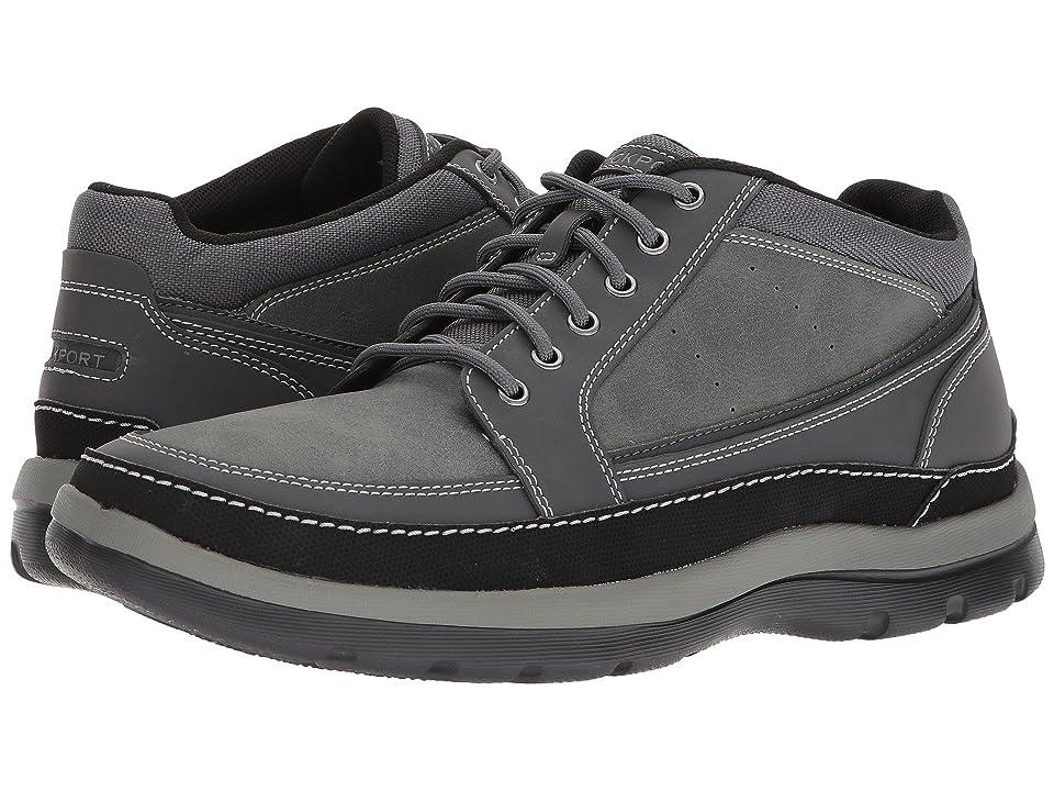 Rockport Get Your Kicks Mudguard Chukka (Grey) Men