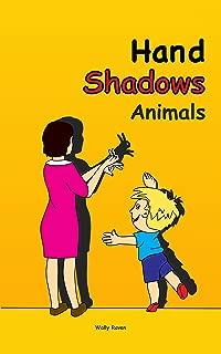 Hand Shadows Animals (English Edition)